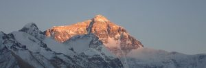 Mount Everest North Side (Tibet)